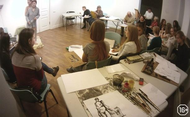 ArtUp: Армен Аганесов и Елена Лузгина