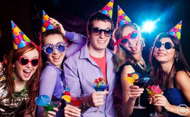 Новогодняя шоу-флирт вечеринка
