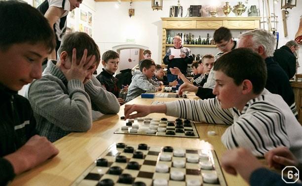 Игровая тематическая экскурсия «Купеческие настольные игры»