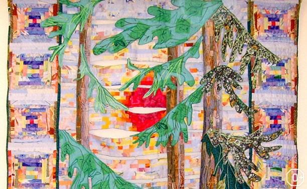 Пэчворк-выставка яснополянских мастеров