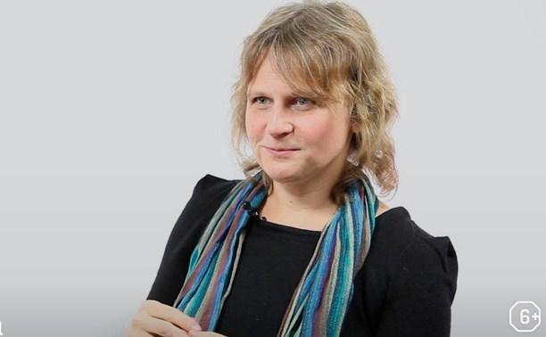 Несистематический курс литературы: Екатерина Лямина