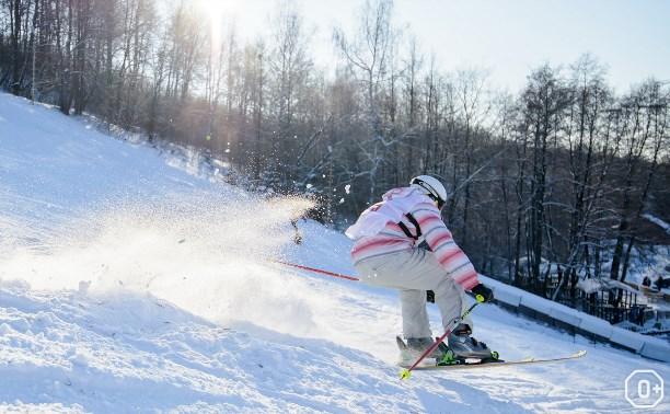 Чемпионат и Первенство Тульской области по горнолыжному спорту (Финал)