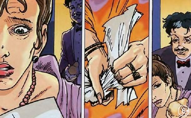 Классическая литература в визуальном искусстве комикса