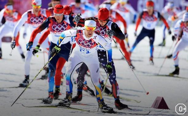 Новогодняя лыжная гонка в Ефремове