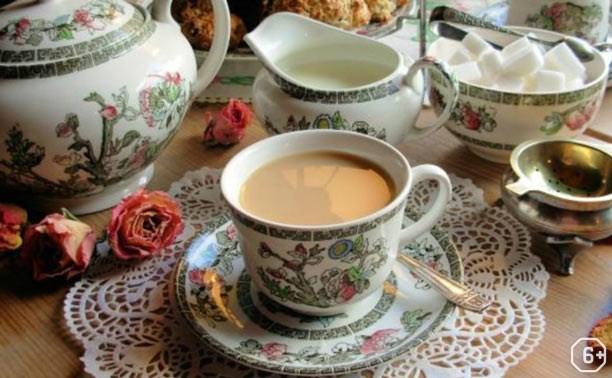 Чайная вечеринка