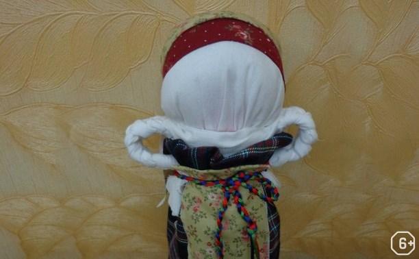 Народная кукла: Тульская барыня