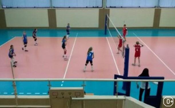 Первенство Тульской области по волейболу