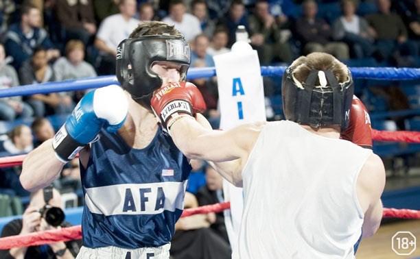Всероссийское соревнование по боксу класса «Б» (памяти Р. Я. Жабарова)