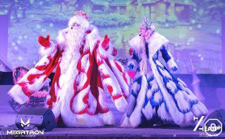Новогодняя ёлка: Эра Машин «Секрет жизни»