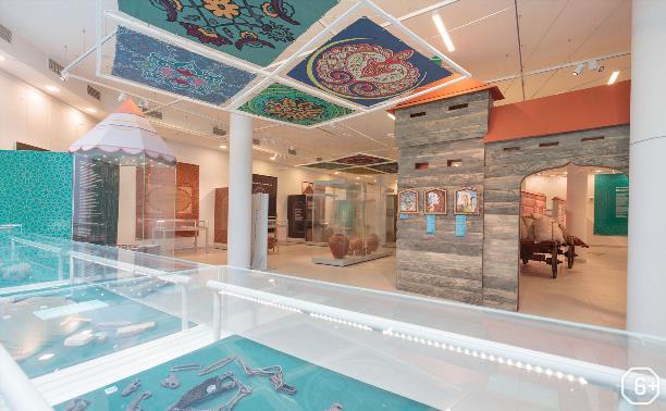Выставка «Великий  Болгар. Цивилизация на Волге»