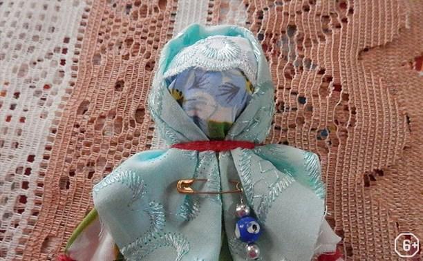 Уральская кукла от худого слова