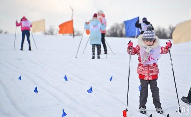 Яснополянская лыжня 2016
