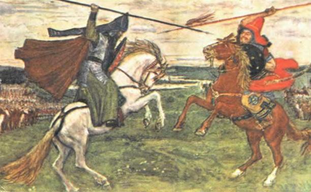 День воинской славы России. Празднование годовщины Куликовской битвы