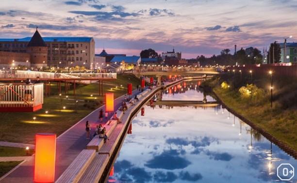 Выходные на Казанской набережной