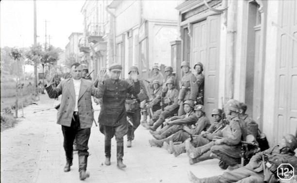 Нацистский режим и сопротивление славянских народов на оккупированных территориях