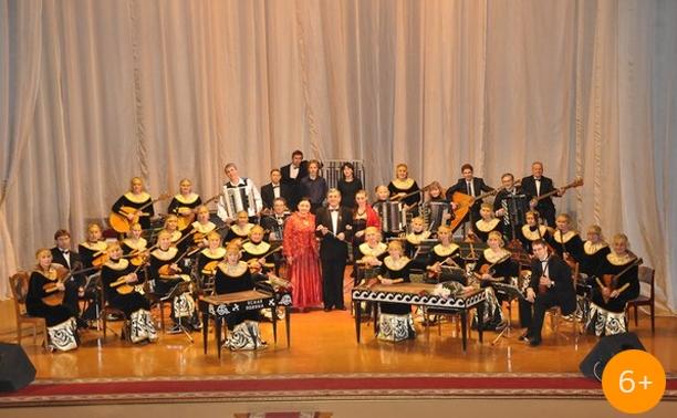 Ясная Поляна, оркестр народных инструментов