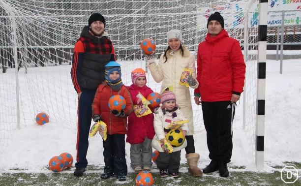 Семейные спортивные праздники