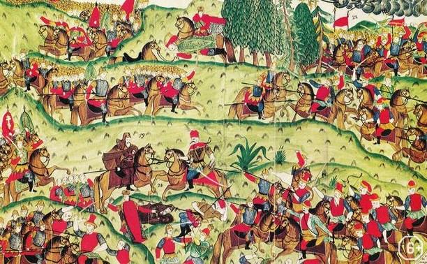 Десять книжек и лубок. Куликовская битва в средневековых миниатюрах