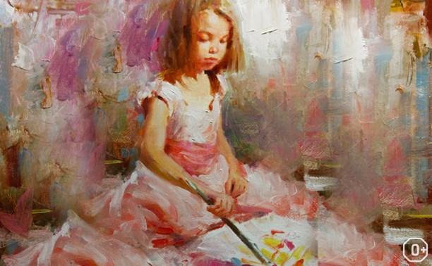 Дебют: выставка юных художниц