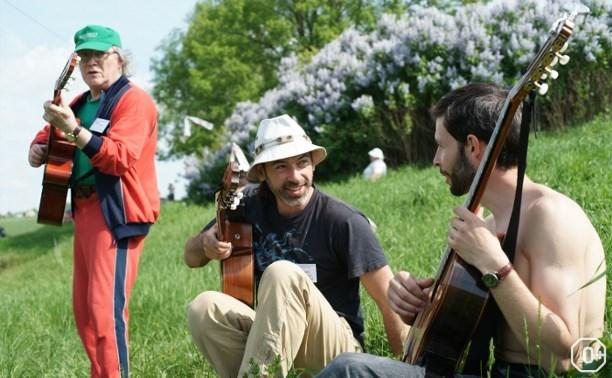 Куликово поле: фестиваль авторской песни