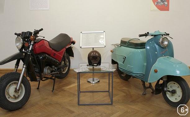 Подлинные советские мотоциклы