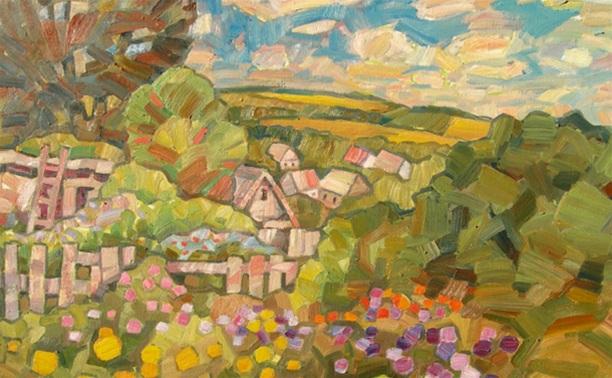 Красочный мир Крапивны