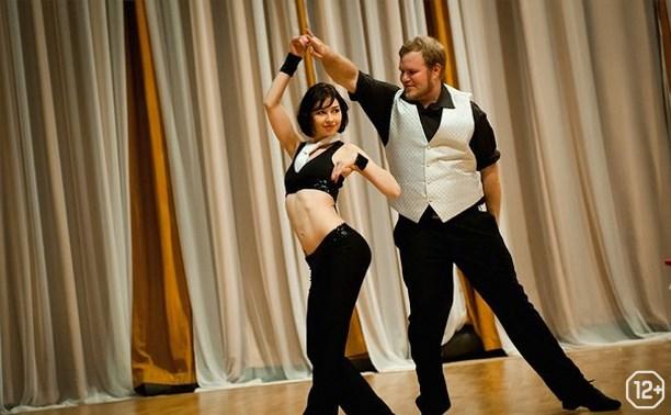 Марина Мотроненко: Swing Dance