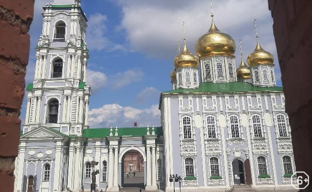 Тула. Кремль. 500 лет