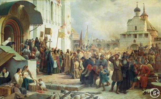 Смутное время начала XVII века и Тульский край