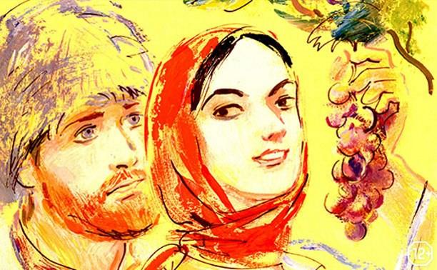 Иллюстрации к кавказским произведениям Л.Н. Толстого