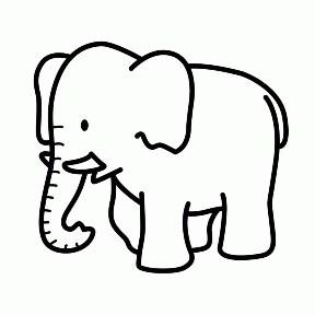 Махровый Слон