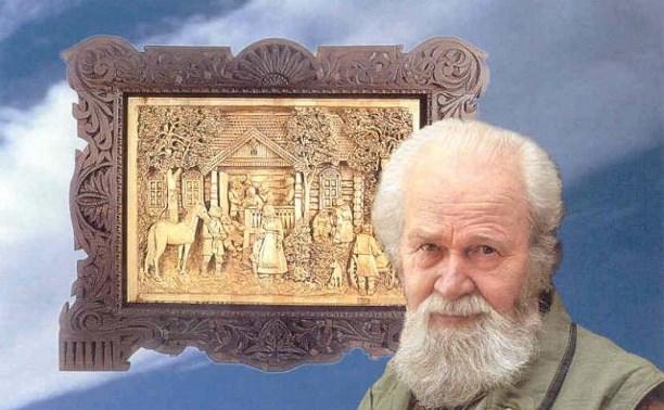 Кронид Гоголев – гениальный резчик по дереву