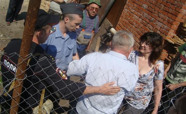 Война с беспредельным соседом на ул. Штыковой, 3 в Туле
