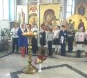 Праздник Казанской иконы Божией Матери в Свято-Казанском храме