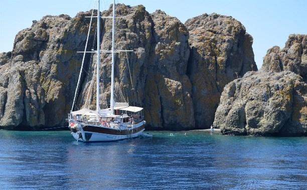 Турецкий берег - Мармарис