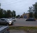 У Ряжского вокзала закрыли проезд