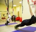 Новая тренировка: альфа-гравити