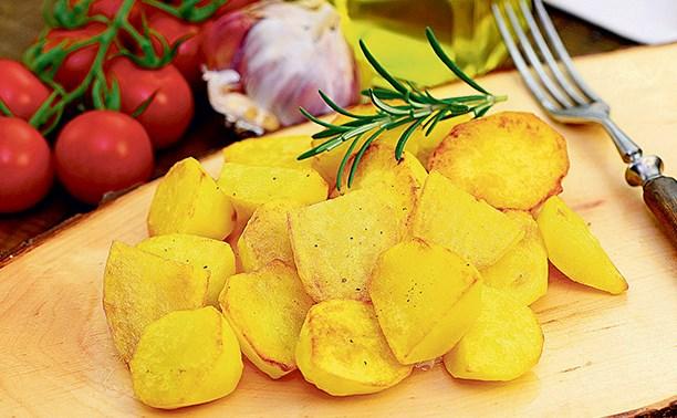 Ах, картошка, объеденье!