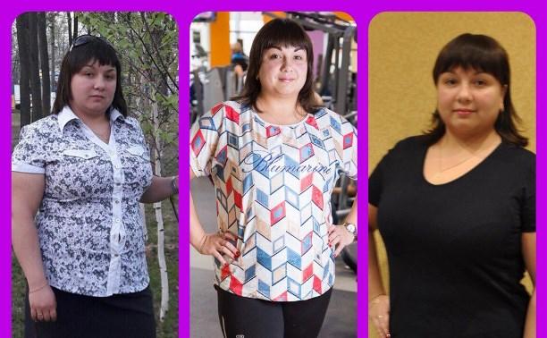 Елена Парамонова: Знаю, почему вес уходит плохо. Но не отчаиваюсь