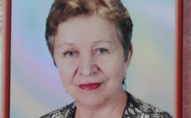 Первый учитель - Тамара Васильевна Журавлева