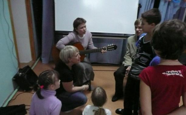Организация поездки в детский дом
