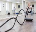 Новое в фитнесе: тренировка с канатом