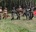 Военно-историческая реконструкция 9 Мая 2014 года в Туле