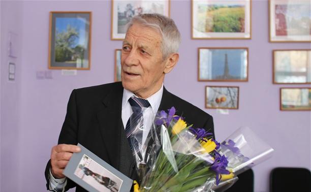 Выставка известного Тульского фотографа-ветерана А.Н. Дудина