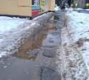 Дорога к школе,а точнее ее отсутствие