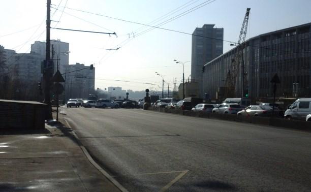 Доброе утро из Москвы