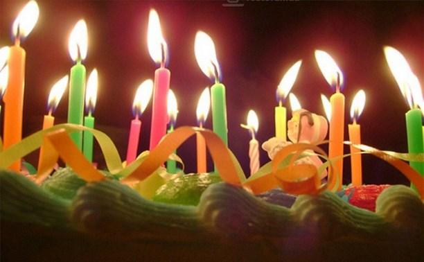 С днём рождения, Retchenka!