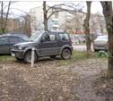 Парковка в Туле. Мне плевать на всех, паркуюсь где хочу!