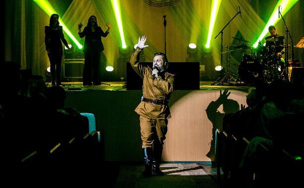 Александр Савельев - певец: «Музыка всегда присутствовала в моей жизни»