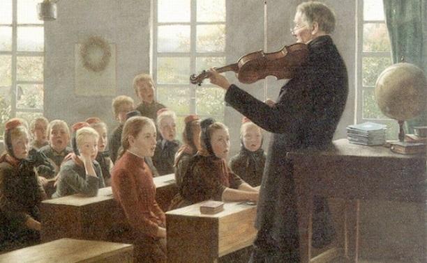 23  марта: рукоприкладство в тульском училище